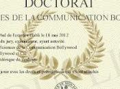 doctorat Bollywood