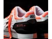 Asics Lyte Orange Blaze
