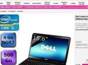 Redoute s'excuse nouvelle fois pour Dell ligne euros