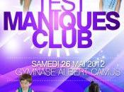Test Maniqes Club l'AGM, samedi Gymnase Camus