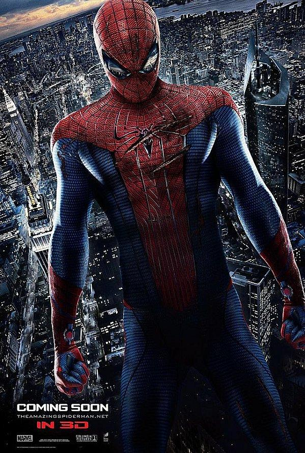 [News] The Amazing Spider-Man : on a vu 6 minutes du film !