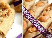 Biscuits apéritifs cacahuètes noix cajou