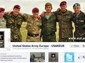 Exclusif Depuis plusieurs semaines Etats-Unis entamé Twitter Facebook propagande pour légitimer leur présence militaire Europe