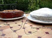 Mapple syrup cake