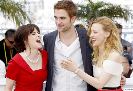 Photocall Cosmopolis. pattinson cronenberg cannes 2012