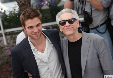 Photocall Cosmopolis cronenberg pattinson cannes 2012