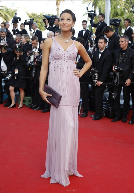 Cindy Fabre. cannes