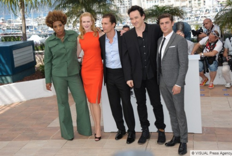 Photocall The paperboy. cannes