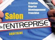 Visuel du Salon de l'Entreprise Aquitaine 2012