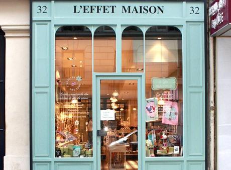 ❝ Emplettes chez l'Effet Maison ❞ – Paris 9