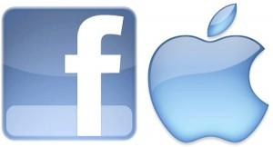 Love of Facebook over iPhone 5 300x162 Facebook pour concurrencer liPhone 5 ?
