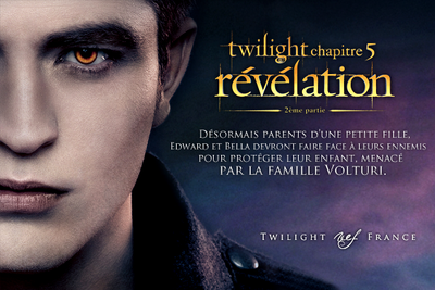 Synopsis non définitif de Breaking Dawn part 2