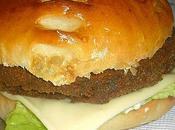 Hamburger lentilles