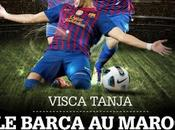Barça joue Tanger