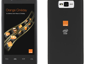 smartphone Orange avec Intel inside disponible juin