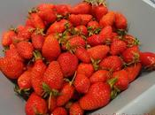 """Confiture fraises """"gariguettes"""" 2012"""
