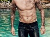 David Beckham ELLE