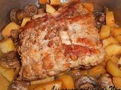 Rôti porc cocotte minute