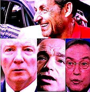 Les perroquets de Sarkozy sont encore là.