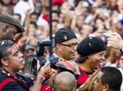 Flamengo Ronaldinho dément rumeurs compte