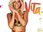 Rihanna pour Vita Coco Terry Richardson