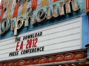 2012 Résumé conférence Electronic Arts pour intimes^^)