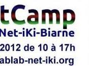 Barcamp lancement Biarne (Jura, Dole)