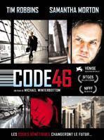 Jaquette DVD de l'édition française du film Code 46