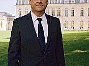 Portrait officiel François Hollande depardonisé pour l'histoire