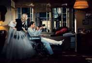 Scarlett Johansson et Javier Bardem