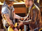 Quand Johnny Depp fait rock…