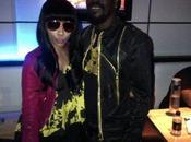 Nicki Minaj pose lapin Beenie