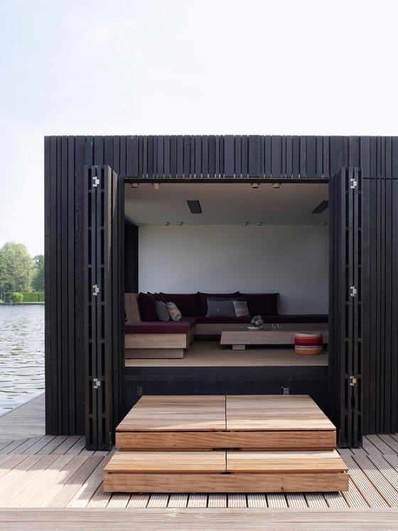 Daily dose of inspiration – Piet boon boat house