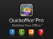 Google rachète QuickOffice, suite office pour Smartphones