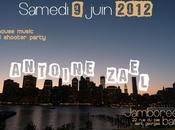 Shooter Party House music ANTOINE ZAEL JAMBOREE