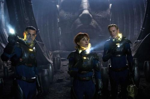 Prometheus, l'Avatar-isation de Ridley Scott