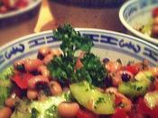 Jeudi avril 2012 Salade Cornilles Tomates Farcis Strudels