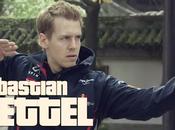 Infiniti Sebastian Vettel prend pour Bruce