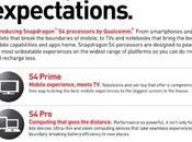 Qualcomm présente nouveau classement gamme processeur Snapdragon
