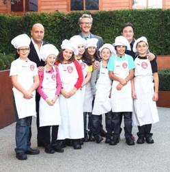 TF1 - NOUVELLE EDITION DE MASTERCHEF JUNIOR
