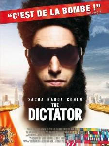 The Dictator, critique