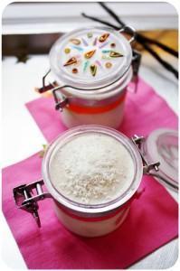 Kulfi noix de coco {dessert glacé}