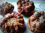 Cupcakes chocolat, Ganache chocolat noir