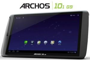 Archos G9 – Libération des GPU