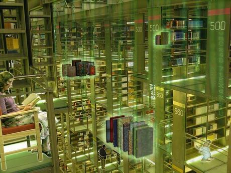 L'utopique bibliothèque universelle, incompatible avec le copyright ?