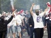 Euro 2012 Affrontements entre hooligans polonais russes