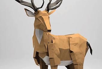 illustrations 3d fa231on origami par jeremy kool 192 voir