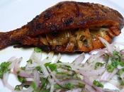 Poisson farci Stuffed fish