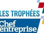 Trophées Chef d'Entreprise Axiatel remporte Trophée Bronze catégorie Export