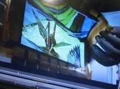 Sony nouvel écran flexible